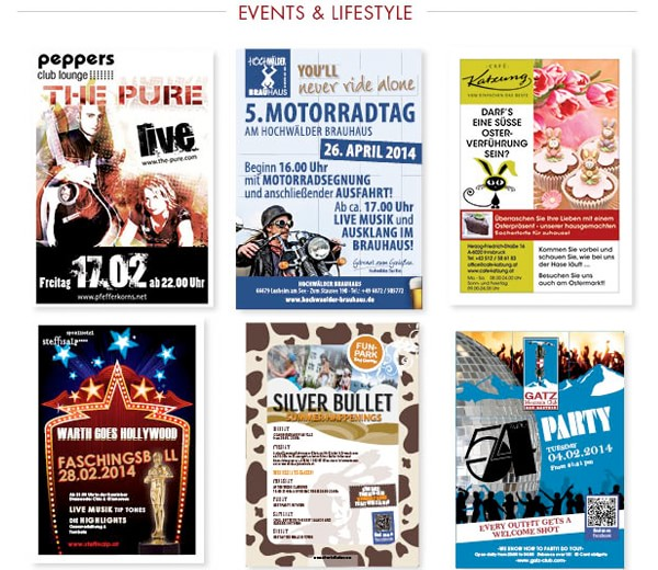 Events & Lifestyle